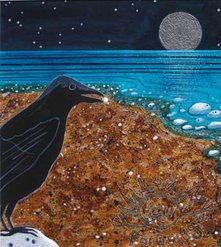 The Crow and the Pebble