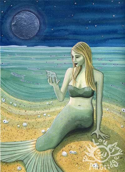 The Mermaid and Shell